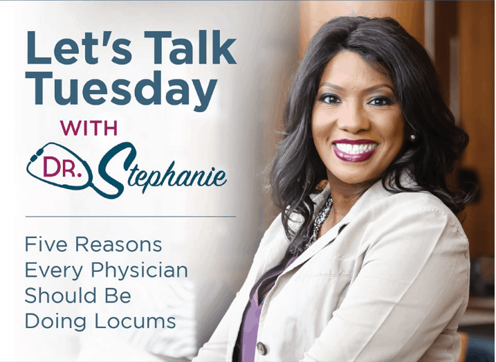 let's talk tuesday with dr stephanie